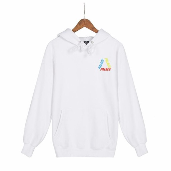 c785a8282ae2 Palace Tops - Palace Hooded Sweatshirt